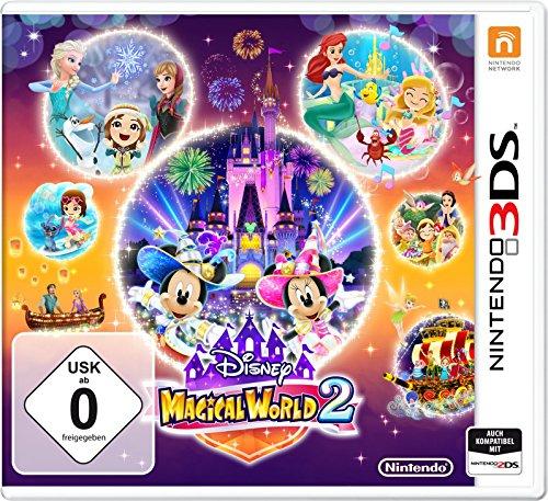 [Amazon Prime] Disney Magical World 2[3DS] für 24,99€ inkl. Versand