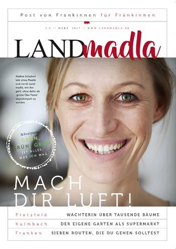 Landmadla - Kostenlose Frauenzeitschrift