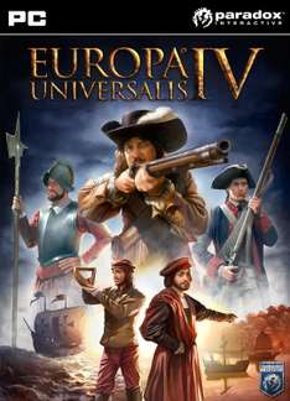 Europa Universalis IV - Digital Extreme Edition (PC) 80 % Rabatt