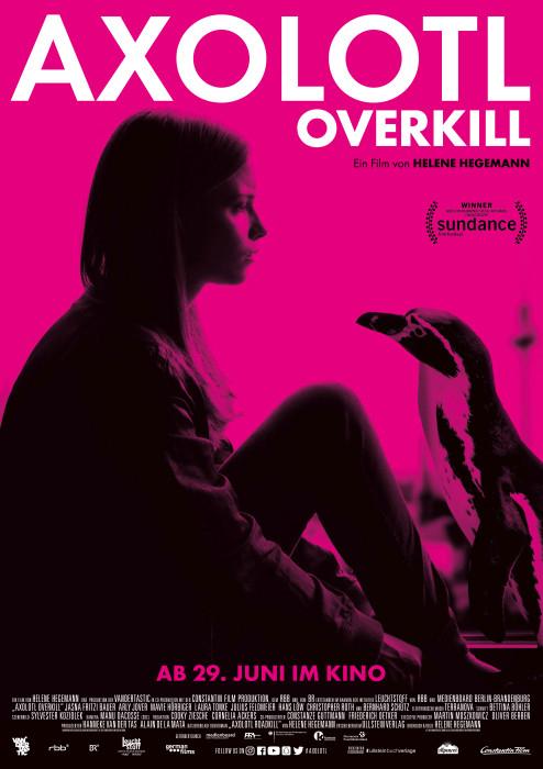 """[ KINO PREVIEW ] Für 0,69€ zu zweit zu """"Axolotl Overkill"""" - Montag, 26.06.2017 - (10 Städte) Leitungen frei ab Samstag, 17.06.2017 12 Uhr - STÄDTE & HOTLINES VERFÜGBAR"""