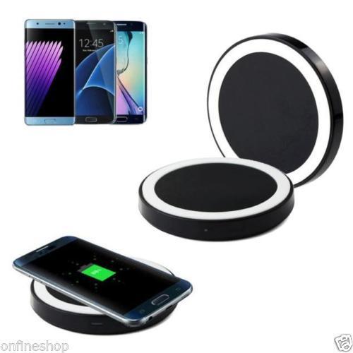 [Ebay HK] QI Wireless Charger für 0,71€ EDIT: JETZT 1,41€ (Induktionsladegerät für entsprechende Smartphones von z.B. Samsung oder HTC etc.)
