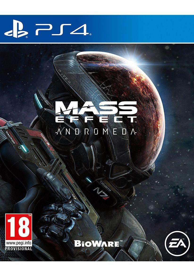 Mass Effect Andromeda inkl. DLC (PS4) für 43,73€ inkl. VSK (Simplygames)