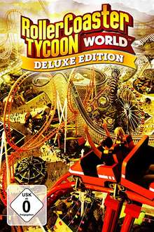 Roller Coaster Tycoon World Deluxe Edition (komplett, nicht das Upgrade) 4,99€ bei Amazon