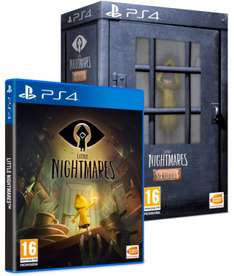 [Amazon.de PRIME Vorbestellung]  Little Nightmares - Six Edition (PS 4 / XOne / PC )