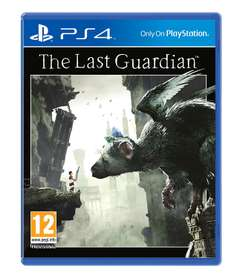 The Last Guardian (PS4) für 23,35 Euro (Amazon.it)