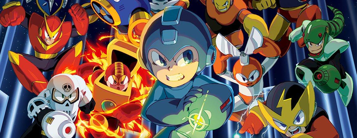Mega Man Legacy Collection (Steam) für 6,29€ [GMG]