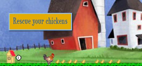 [STEAM] Rescue your chickens (Sammelkarten) oder Escape This @Marvelousga
