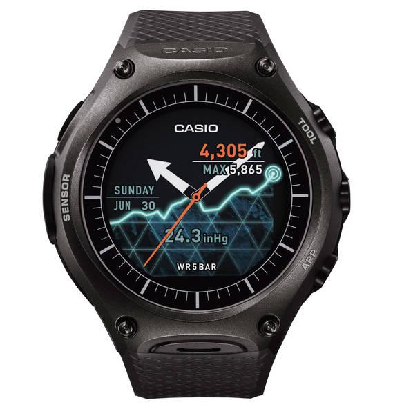 Casio Outdoor Smartwatch WSD-F10 - Kaufhof.de - Incl. Vsk