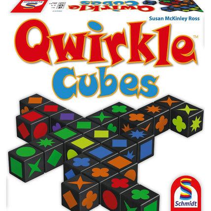 Schmidt Spiele™ - Qwirkle Cubes ab €14,49 [@Karstadt.de]
