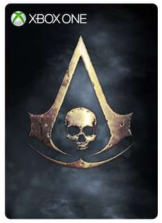 Assassin's Creed IV: Black Flag - Skull Edition (Xbox One) für 12,68€ (Amazon.it)