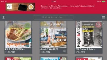 Beef und andere aktuelle Zeitschriften Kostenlos lesen