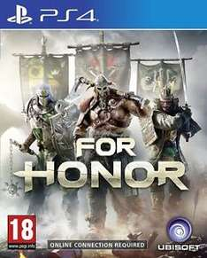 [Ebay] For Honor PS4 / Xbox One