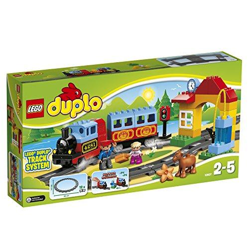 Amazon Prime LEGO DUPLO 10507 - Eisenbahn Starter Set 25,83 Euro