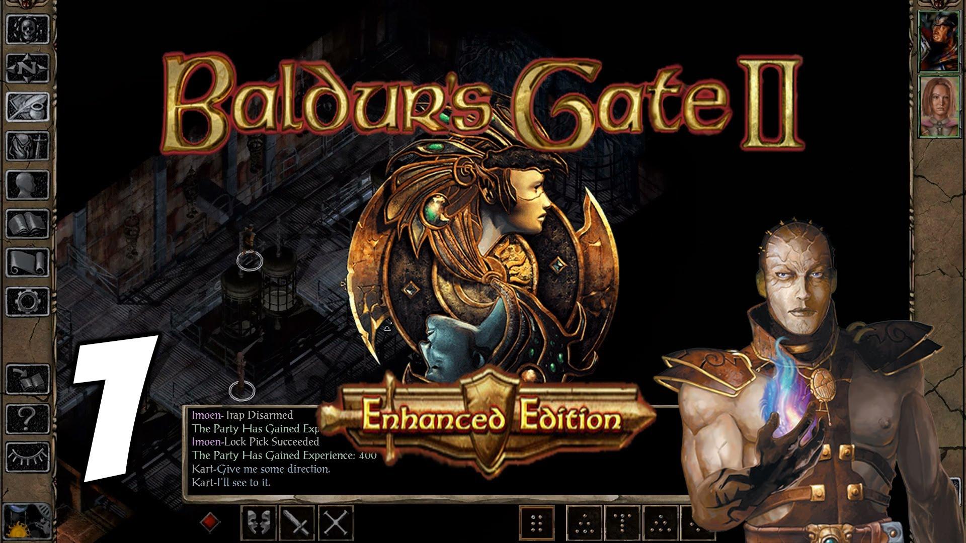 [gog.com] Sale auf Baldur's Gate Reihe Enhanced Edition (Einzeltitel 4,79€)