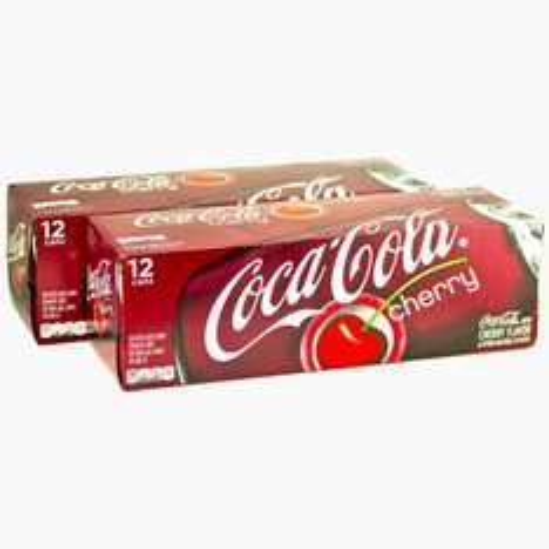Cherry Coke USA für 0,51€ pro Dose (MHD 10.04.17 abgelaufen)