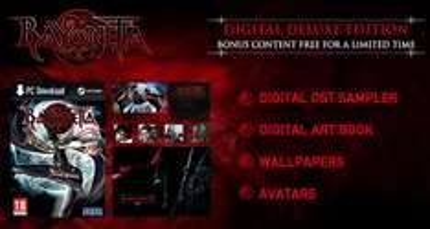 Bayonetta: Digital Deluxe Edition (Steam) für 15,87€ [Gamesplanet]