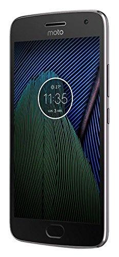 Lenovo Moto G5 Plus LTE + Dual-SIM (5,2'' FHD IPS, Snapdragon 625 Octacore, 3GB RAM, 32GB eMMC, 12MP + 5MP Kamera, 3000mAh mit Quick Charge, Android 7) für 250,61€ [Amazon.it]