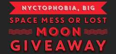 Free Steam Key - Nyctophobia, Big Space Mess or Lost Moon