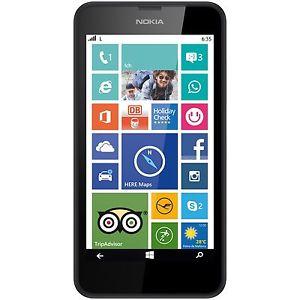 "[eBay] Nokia Lumia 635 (4,5"" IPS, Snapdragon 400 4x1,2 GHz, 8GB + microSDXC, 512MB RAM, 5.0MP, Windows Phone 8.1, LTE, 1.831 mAh wechselbar) in schwarz für 60€ statt 95€"