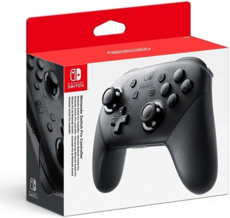 Nintendo Switch Pro Controller für 55,99 (Rakuten + MasterPass)