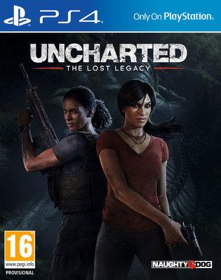 Uncharted: The Lost Legacy inkl. Jak and Daxter: The Precursor Legacy (PS4) für 31,95€ inkl. VSK (Shopto oder Base)