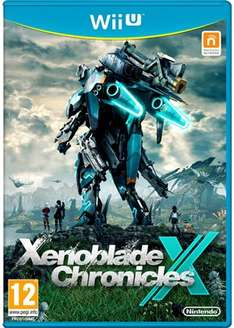 Xenoblade Chronicles X (Wii U) für 24,87€ inkl. VSK (Base.com)