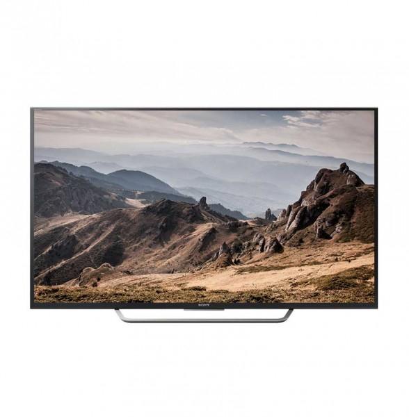 [comtech] Sony KD-49X8005C 49 Zoll Fernseher (Ultra HD, IPS, 60 Hz nativ, 200Hz MF XR, X1 Prozessor, Twin Triple Tuner, DVB-T2 Android TV, Wireless Lan, Apps)