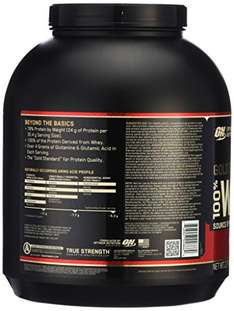 Optimum Nutrition Whey Gold Standard Protein 2,273kg