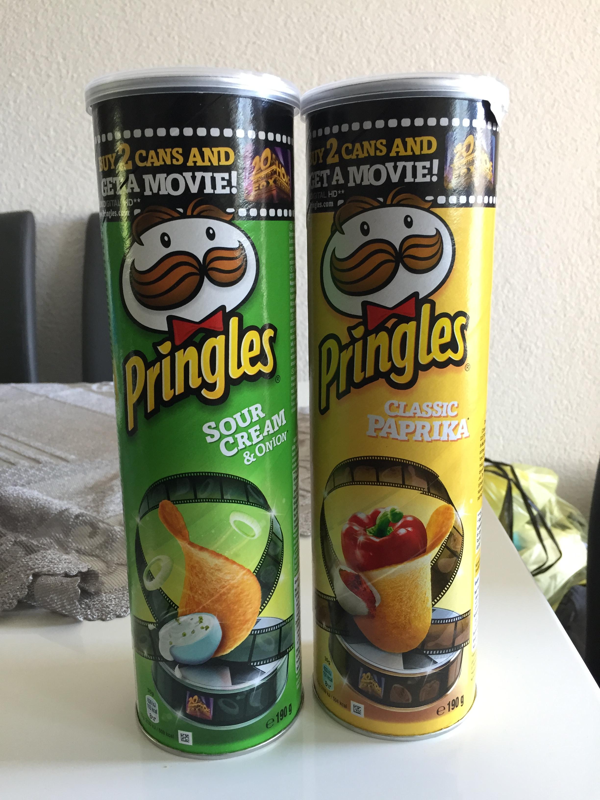 Pringles Paprika im Kaufland(Pforzheim)evtl. bundesweit