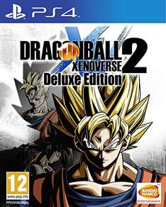 Dragonball Xenoverse 2 Deluxe Edition (PS4/Xbox One) für 44.20€ (Amazon.co.uk)