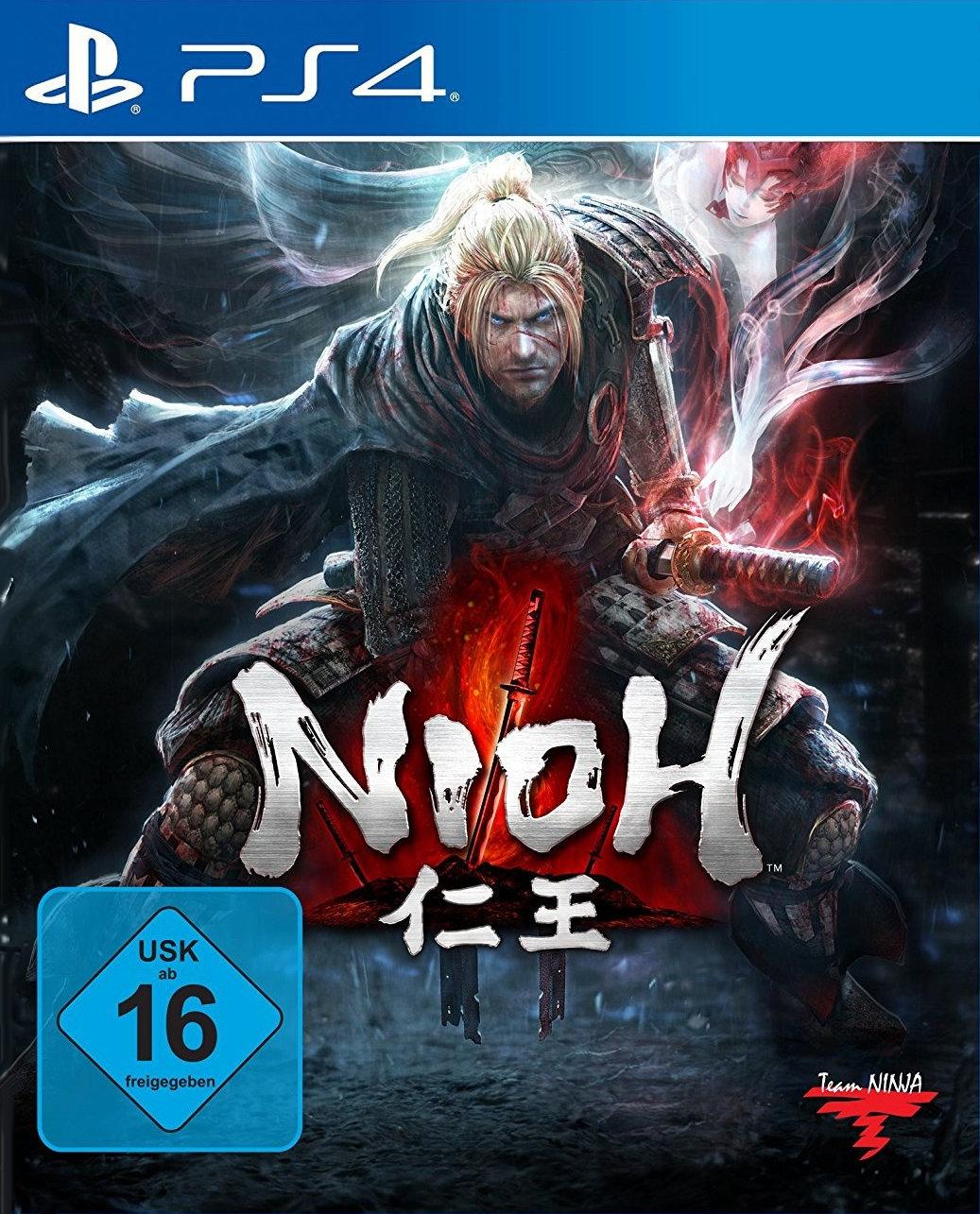 Nioh (PS4) für 39,99€ (34,98€ mit Guthaben) [PSN]