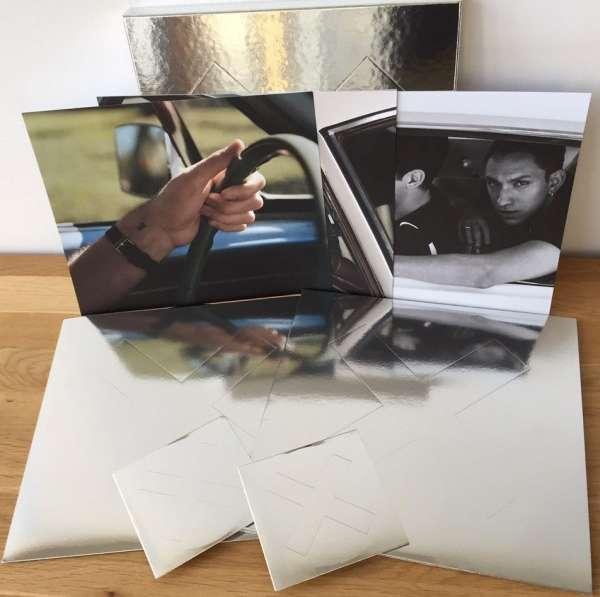 "The xx: I See You (Limited Deluxe-Box-Set: LP, Bonus 12"", CD, Artprints) [VINYL]"