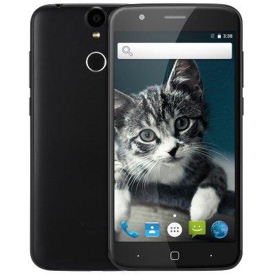 Vernee Thor LTE + Dual-SIM (5'' HD IPS, MTK6753 Octacore, 3GB RAM, 16GB intern, 13MP + 5MP Kamera, Fingerabdrucksensor, kein Hybrid-Slot, inkl. Band 20, 2800mAh, Android 7) für 92,71€ [Gearbest]