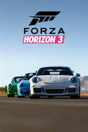 Forza Horizon 3: Porsche Car Pack für Xbox One und Windows 10 erschienen