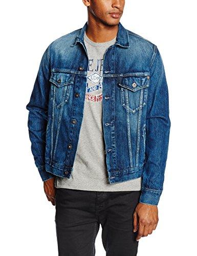 [Amazon] Pepe Jeans Herren Jacke Pinner  - nächster Preis: 63€   / Größen:  M und L!