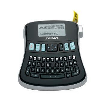 Beim Kauf von 5 D1-Bändern erhalten Sie ein DYMO®- Beschriftungsgerät GRATIS