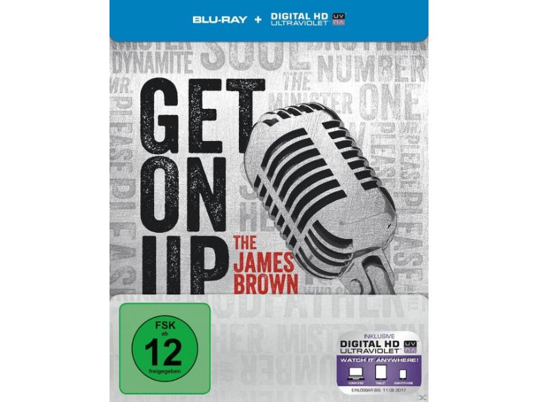 Get on Up - Steelbook (Blu-ray) für 7€ (MediaMarkt)