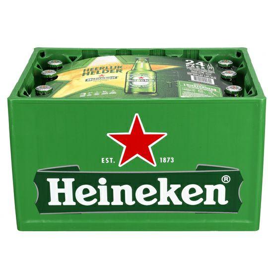 24x 0,30L Heineken bei Coop in den Niederlanden für 8,99€ statt 15,49€