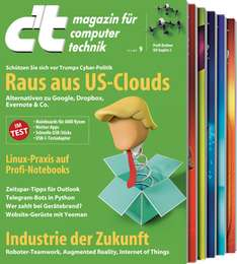 Oster-Special: 3x c't gratis testen; Print oder Digital
