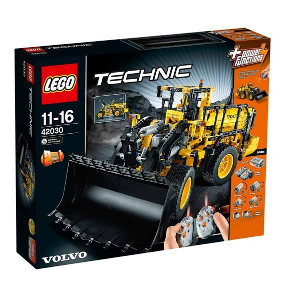 [Kaufhof] LEGO Technic - VOLVO L350F Radlader - 40 € unter Idealo + 200 Payback Punkte