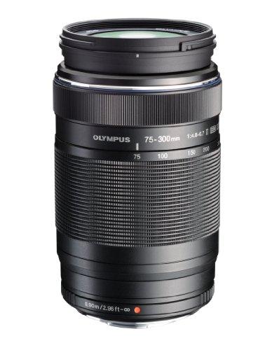Amazon.cu.ok: Olympus M.ZUIKO Digital ED 75-300 mm 1:4.8-6.7 II Lens