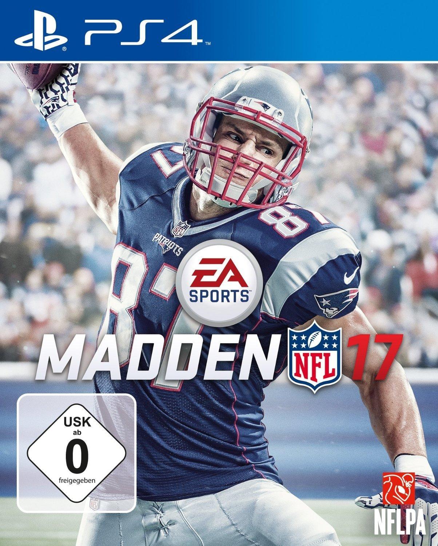 PS4 Madden NFL 17 statt Idealo 39,95€ jetzt 50% Rabatt auf 19,95€