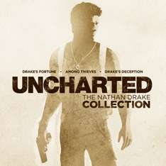 Uncharted: The Nathan Drake Collection & The Last of Us (PS4 - über US PSN) für je 7,53€ [PSN]