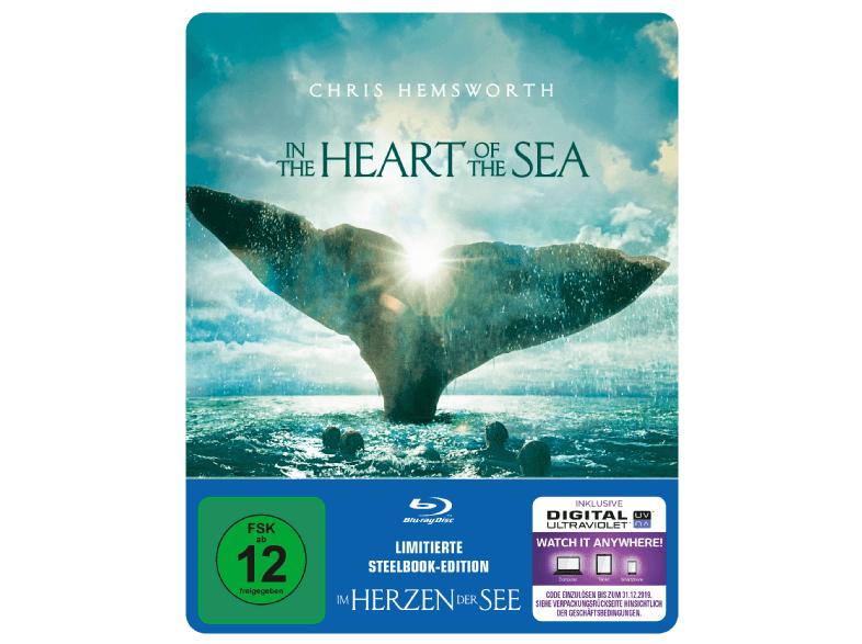 Im Herzen der See (Exklusive Steel-Edition) (Blu-ray + UV Copy) für 5,99€ Versandkostenfrei (Saturn)