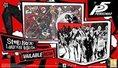 Persona 5: Steelbook Day One Edition (PS4) für 53,81€ inkl. VSK (Amazon.fr)