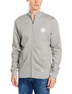 [amazon.de] JACK & JONES Herren Sweatjacke ohne Hoodie