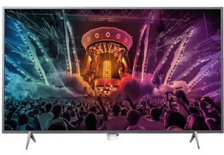 Media Markt - Philips 43PUS6201 (43'') UHD TV mit 2-seitigem Ambilight 414 €