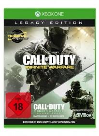 Call of Duty: Infinite Warfare (Legacy Edition inkl. Modern Warfare Remastered) (Xbox One) für 37,79€ inkl. VSK (Rakuten)