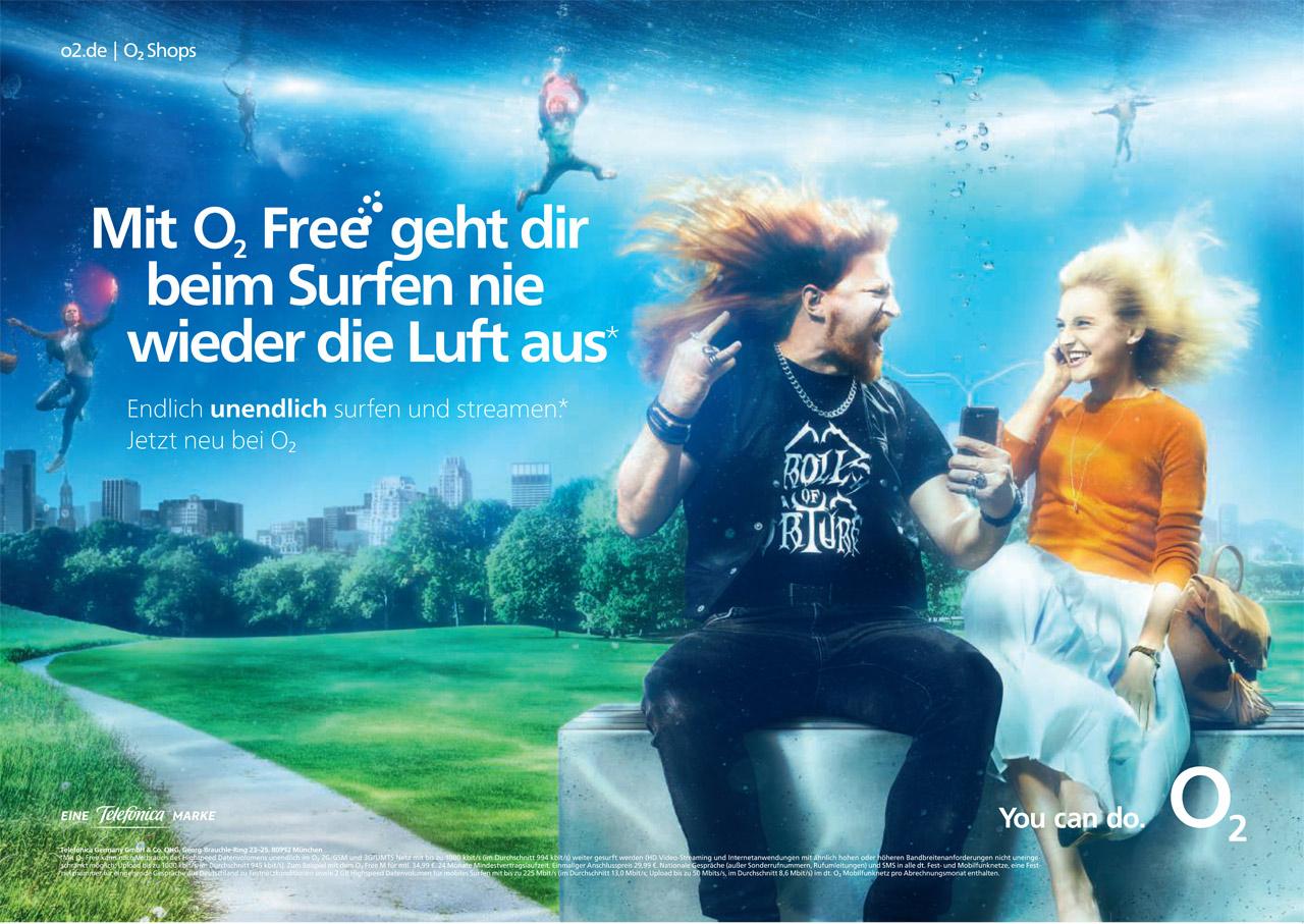 O2 Free S 19,99€ Monatlich + Huawei P9 lite