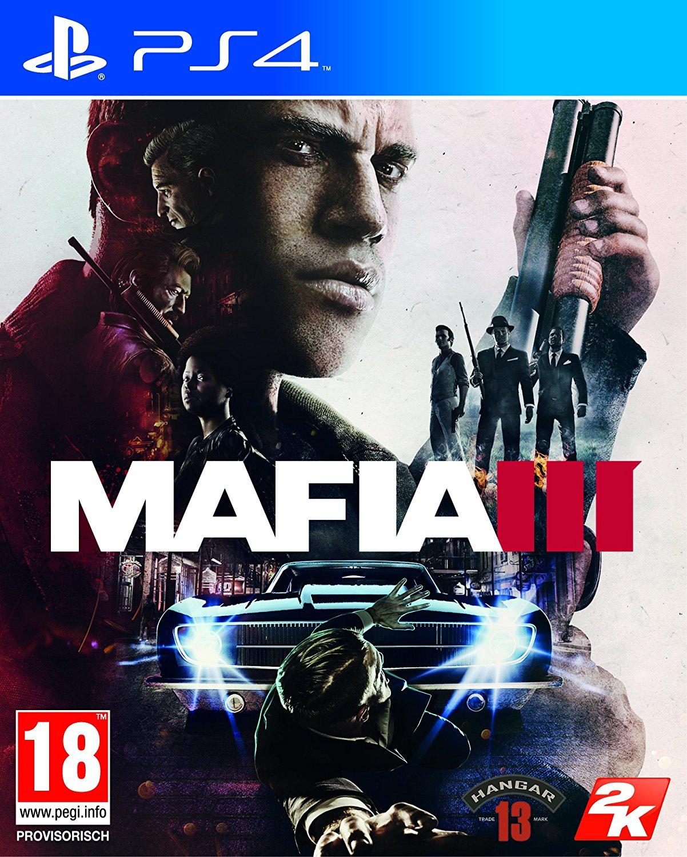 Mafia 3 für Xone/Ps4/PC ab 16,90€ auf Amazon